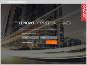 Lenovo Commercial Games